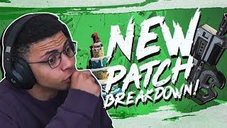 Download THIS IS INSANE! PATCH v5.10 REACTION (Fortnite Patch Breakdown) Video