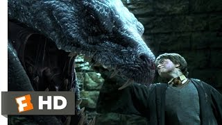 Download Harry Potter and the Chamber of Secrets (5/5) Movie CLIP - Basilisk Slayer (2002) HD Video
