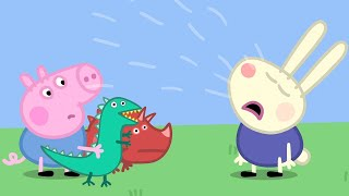 Download Peppa Pig Full Episodes |George and Richard Rabbit #84 Video
