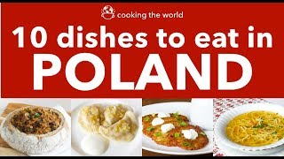 Download Polish Dishes to try - What to eat in Poland - Best Polish Food Video