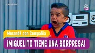 Download Miguelito tiene una sorpresa para su Mamá - Morandé con Compañía 2016 Video