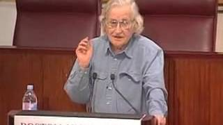 Download Noam Chomsky confronted by right wing twat Video