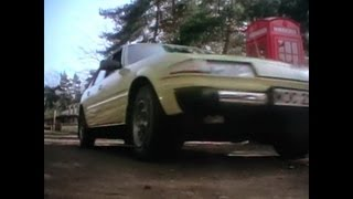 Download Rover SD1 Vs BMW Car Chase New Avengers (1977) Video