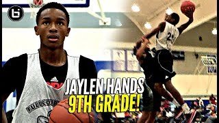 Download Jaylen Hands In 9th Grade! The Baby Faced Assassin! Was STILL Trying To BAPTIZE Dudes! Video
