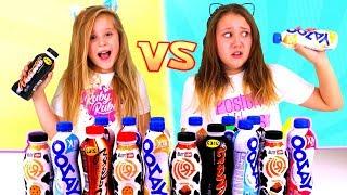 Download Don't Choose The Wrong Milkshake Slime Challenge Video