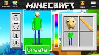 Download HOW TO BE BALDI's BASICS in MINECRAFT!! Video