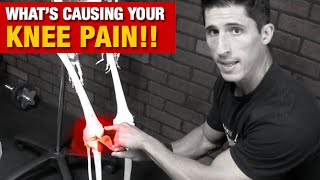 Download Knee Pain With Exercise (SURPRISING CAUSE and HOW TO FIX IT!) Video