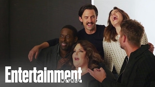 Download 'This Is Us' Cast On How They Became Fall's Best Show | Cover Shoot | Entertainment Weekly Video
