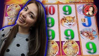 Download Slot Machine Malfunction Handpay Jackpot on Buffalo Gold | Must Watch Video