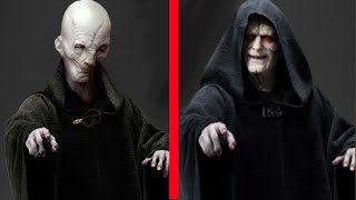 Download Snoke Theory? SIDIOUS WAS SNOKE ALL ALONG? PARASITIC SITH Video