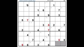 Download Sudoku extremo desde cero 45 Video