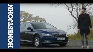 Download Skoda Superb Review: 10 things you need to know Video