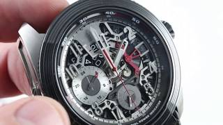 Download Jaeger-LeCoultre Master Compressor Extreme Lab 2 Limited Edition Q203T540 Luxury Watch Review Video