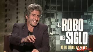 Download EL ROBO DEL SIGLO - Entrevista a Guillermo Francella y Diego Peretti Video