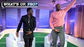 Download Antonio Brown demonstrates how to do his TD dance (What's Up, Pro?) Video