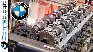 Download BMW Diesel ENGINE - Car Factory Production Assembly Line Video