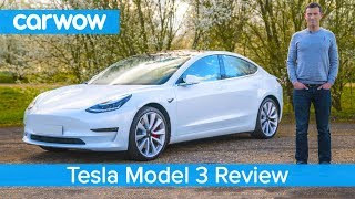 Download Tesla Model 3 in-depth review - see why it's the best electric car in the world! Video