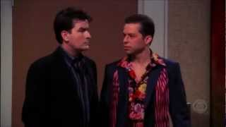 Download Two and a Half Men - Charlie & Alan as Gay Couple [HD] Video