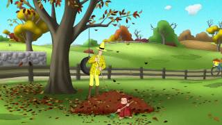 Download Curious George: A Halloween Boo Fest - Trailer Video