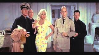Download Jayne Mansfield - Nylons (Kiss Them For Me 1957) One of My Blonde Hollywood Inspirations! Video