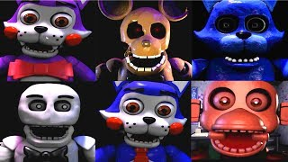 Download Five Nights at Candy's 3D ALL JUMPSCARES Video