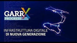 Download GARR-X Progress, 100 Giga per innovare il Paese Video