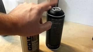 Download Schnell, einfach & günstig mit Graffiti-Spraydosen lackieren - Teil 1 Video