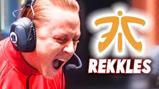 Download When REKKLES Pulled Out The BIGGEST COMEBACK in League Of Legends History ! Video