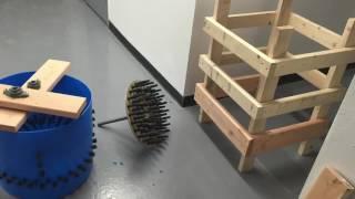 Download How to make a chicken plucker machine Video