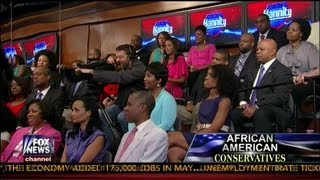 Download African American Conservatives Townhall - COMPLETE - Sean Hannity - Fox News - 6-21-13 Video