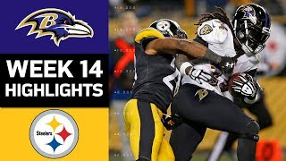 Download Ravens vs. Steelers | NFL Week 14 Game Highlights Video
