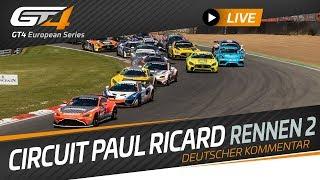Download RACE 2 - PAUL RICARD - GT4 European Series 2019 - GERMAN Video