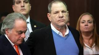 Download Harvey Weinstein charged with rape, free on US$1 million bail Video