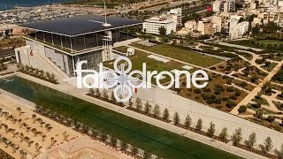 Download Το Κέντρο Πολιτισμού Ίδρυμα Σταύρος Νιάρχος από ψηλά - Stavros Niarchos Foundation Cultural Center Video