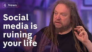 Download Jaron Lanier interview on how social media ruins your life Video