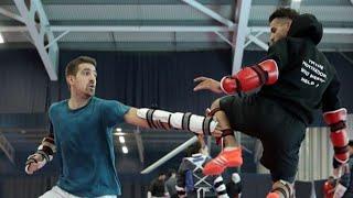 Download Ahmad Abughaush (Jordan) best old school Taekwondo (highlight & motivation) 2018. Video