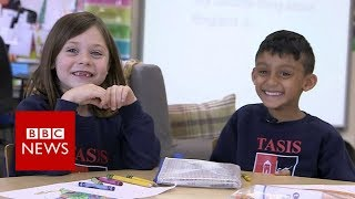 Download Royal Wedding: Kids' top tips for Meghan Markle - BBC News Video