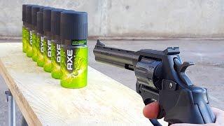 Download EXPERIMENT GUN vs AXE BODY SPRAY Video