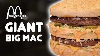 Download GIANT BIG MAC Video
