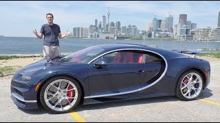 Download Here's Why the Bugatti Chiron Is Worth $3 Million Video