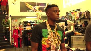 Download Lil Boosie BadAzz & Gutta Tv Go Shopping, Plus Meet & Greet With Fans Video