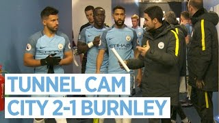 Download A BRAND NEW TUNNEL! | TUNNEL CAM | MAN CITY 2-1 BURNLEY Video