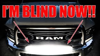 Download 2017 Ram 2500 Auxbeam LED Lightbar Install Video