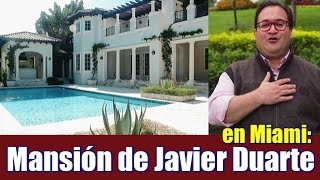 Download La mansión de Javier Duarte en Miami Video