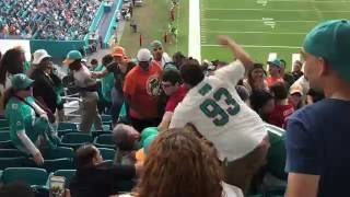 Download Fan Fight Miami Dolphins vs San Francisco 49ers November 2016 Video