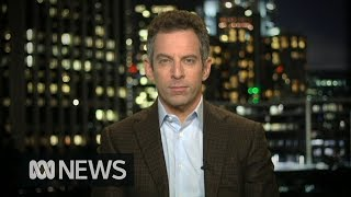 Download Sam Harris 'just cannot believe' Donald Trump is US President Video