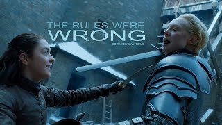Download Arya & Brienne // The Rules Were Wrong Video