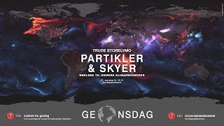 Download GEO-onsdag: Partikler & skyer - nøklene til sikrere klimaprognoser Video