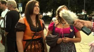Download Oktoberfest 2012: Welche Unterwäsche tragen die Wiesn-Besucher? Video