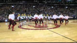 Download Serbian Folklore Ensemble KOLO at NBA Raptors game DM.flv Video